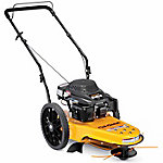 Cub Cadet 2018 ST 100 Wheeled Brush & Weed Trimmer, 25A-262J709