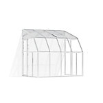 Rion Sun Room 2, 6 ft. x 8 ft., White