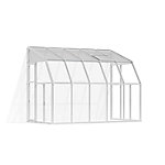 Rion Sun Room 2, 6 ft. x 10 ft., White