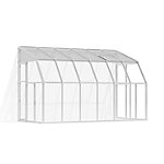 Rion Sun Room 2, 6 ft. x 12 ft., White