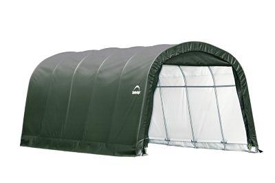 ShelterLogic Landowner Series Garage In A Box RoundTop, 12 Ft. X
