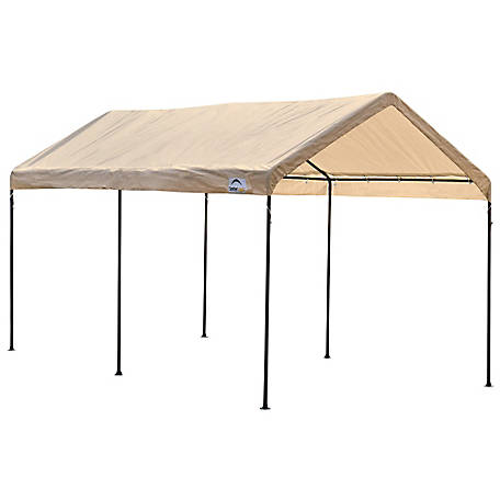 Shelterlogic Backyard Canopy 9 Ft X 16 Ft At Tractor Supply Co