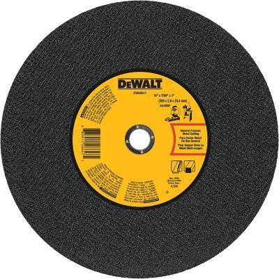 DeWALT 14 in. x 7/65 in. x 1 in. Metal Chop Saw Blade