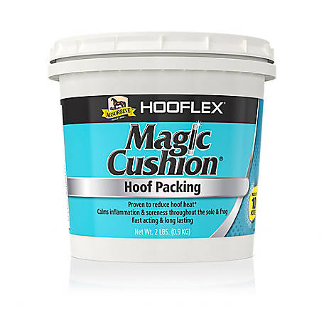 Absorbine Hooflex Magic Cushion, 2 lb.