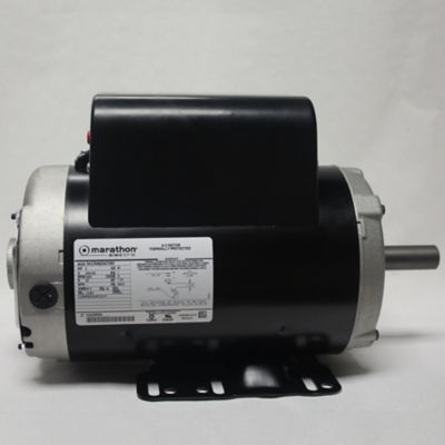marathon electric air compressor motor, 5hp at tractor supply co Electric Reversible Motor Switch Wiring