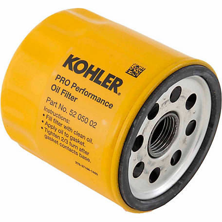 Kohler Bad Boy Original Replacement CZT Oil Filter