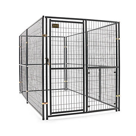 Retriever Lodge Expandable Kennel 10 Ft L X 5 Ft W X 6 Ft H At Tractor Supply Co