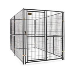 Shop Retriever Loge Kennel 5 ft. x 10 ft. x 6 ft. at Tractor Supply Co.