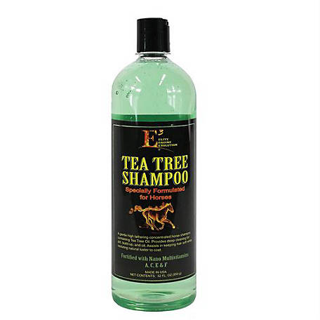 E3 32 oz. Tea Tree Shampoo, 52978