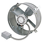 Ventamatic Gable Mounted Exhaust Fan, CX1500UPS