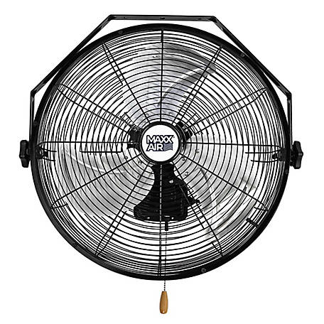 Ventamatic 18 in. Wall Mount Fan, HVWM18UPS