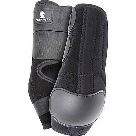 Classic Equine Neoprene Skid Boot, Pack of 2