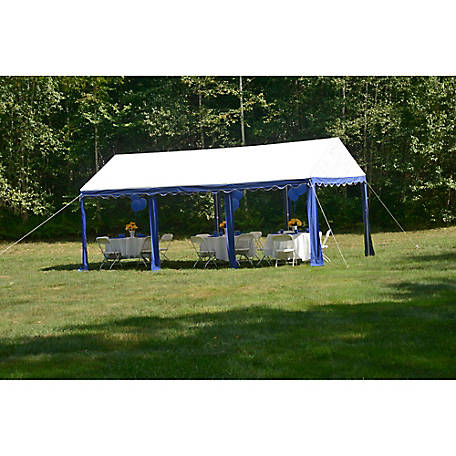 Shelterlogic Party Tent 10 Ft X 20 Ft At Tractor Supply Co
