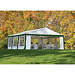 ShelterLogic Party Tent & Enclosure Kit, 20 ft. x 20 ft.