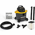Workshop Wet/Dry Vac WS0910VA, 9-Gallon Shop Vacuum Cleaner, 4.25 Peak HP Wet And Dry Vacuum