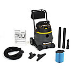 Workshop Wet/Dry Vac WS1400CA, 14-Gallon Shop Vacuum Cleaner, 6.0 Peak HP Wet And Dry Vacuum