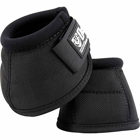 Cashel Black No-Turn Bell Boot