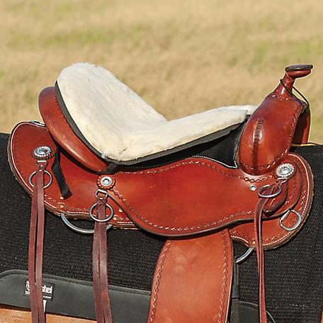 Cashel Western Long Fleece Tush Cushion
