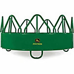 John Deere 3-Piece Horse Hay Feeder with Hay Saver & Loop Legs