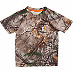 Carhartt Infant/Toddler Force Camo Pocket Tee