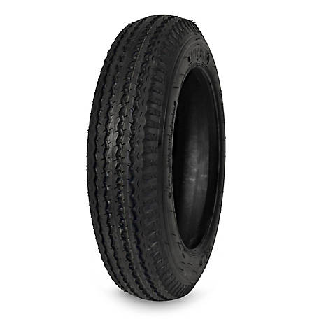 Kenda Loadstar Trailer Tire, 5.30-12 LRC