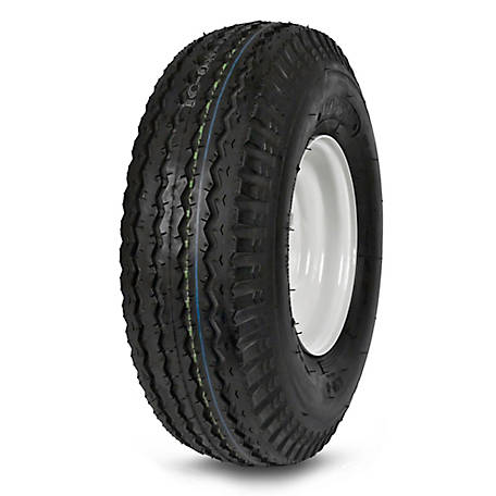 Kenda Loadstar Trailer Tire, 570-8 LRC