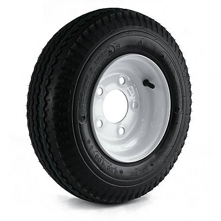 Kenda Loadstar Trailer Tire and 5-Hole Wheel (5/4 5), 480/400-8 LRB at  Tractor Supply Co