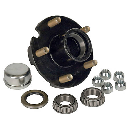 Martin Wheel 5 Bolt Hub Repair Kit for 1-3/8 in. to 1-1/16 in. Axle, H-545UHI-B