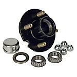 Martin Wheel 4 Bolt Pressed Stud Hub Repair Kit for 1 in. Axle