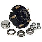 Martin Wheel 5 Bolt Pressed Stud Hub Repair Kit for 1 in. Axle