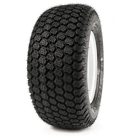 Kenda K500 Super Turf Tire, 16X6.50-8, 4 Ply, 658-4TF-I