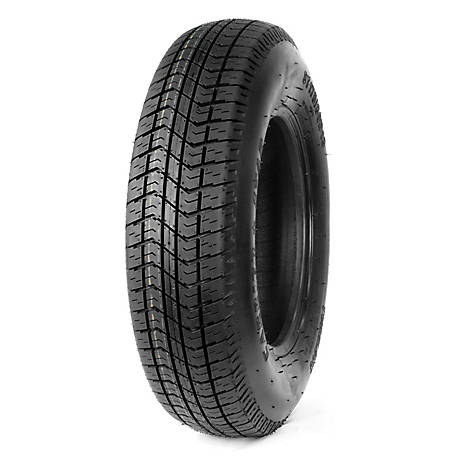 Kenda Carrier Star Trailer Tire, 175/80D-13 LRC
