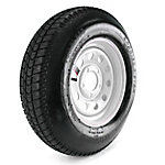 Kenda Carrier Star Trailer Tire and 5-Hole Mod Wheel (5/4.5), 175/80D-13