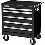 International Tech Series 27 in. 5-Drawer Roller Cabinet