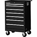 International Tech Series 27 in. 7-Drawer Extra High Roller Cabinet