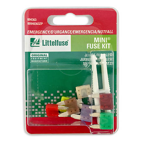 Littelfuse Kit Emergency Mini 32V