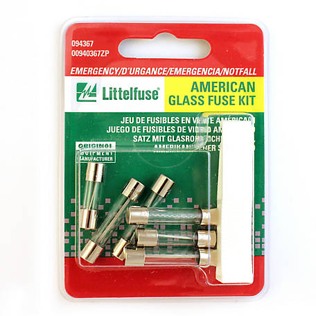 Littelfuse Kit Emergency American Glass