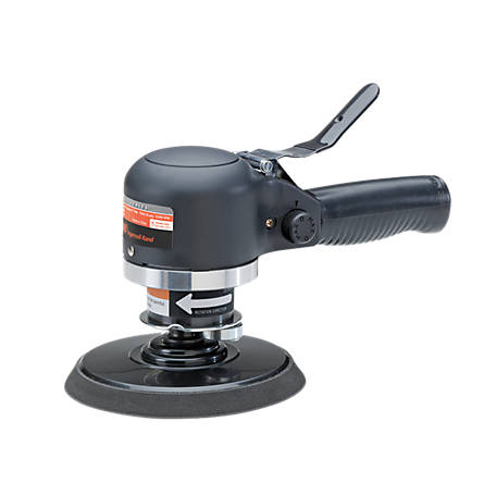Ingersoll Rand Dual Action Air Sander, 6 in. Pad