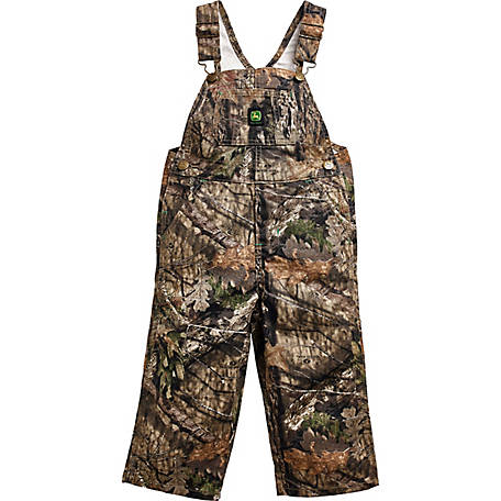 01e7d1a06ee7b John Deere Boys' Mossy Oak Overalls at Tractor Supply Co.