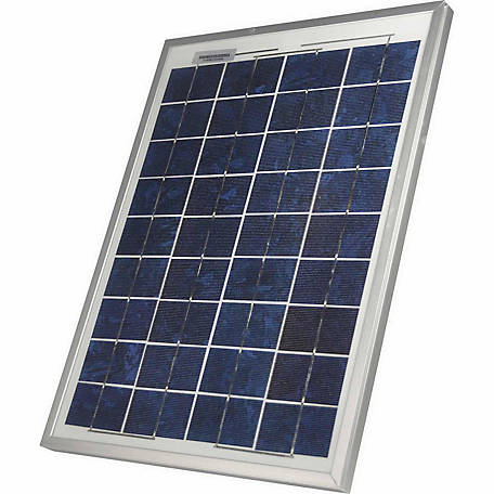 Coleman 10 Watt Crystalline Solar Panel