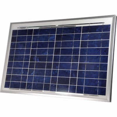 Buy Coleman 30 Watt Crystalline Solar Panel Online