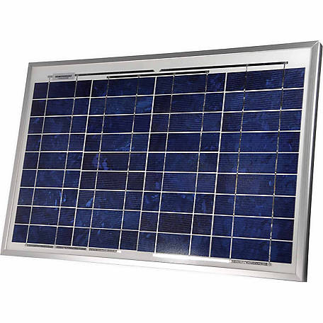 Coleman 30 Watt Crystalline Solar Panel