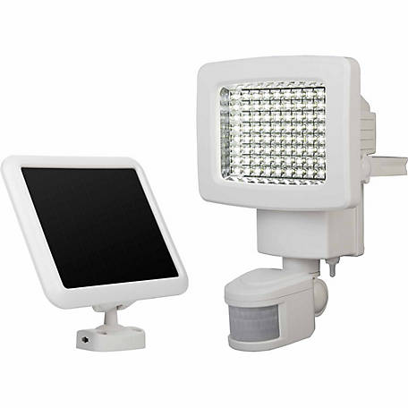 Sunforce Products 80 LED Solar Motion Light