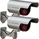 Sunforce Products Solar Decoy Camera, Pack of 2