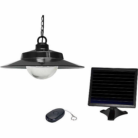 Sunforce Products Solar Hanging Light with Remote