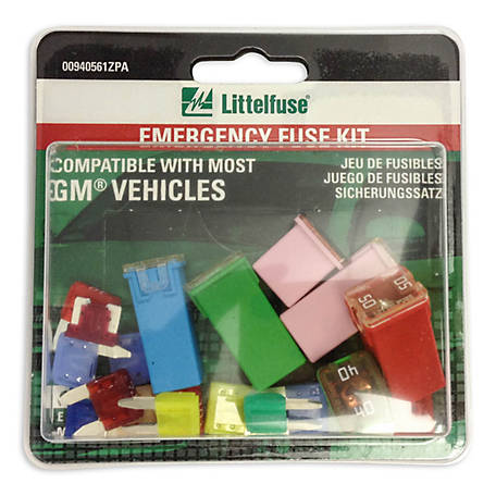 Littelfuse Kit Emergency OEM, GM