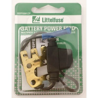 Buy Littelfuse ACS Battery Power Feed with Fuse Holder Card Online