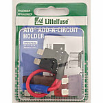 Littelfuse Holder ATO Add-A-Circuit 16AWG Card