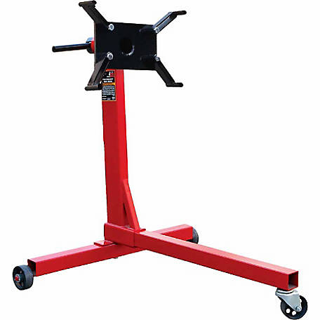 Big Red 750 lb. Engine Stand