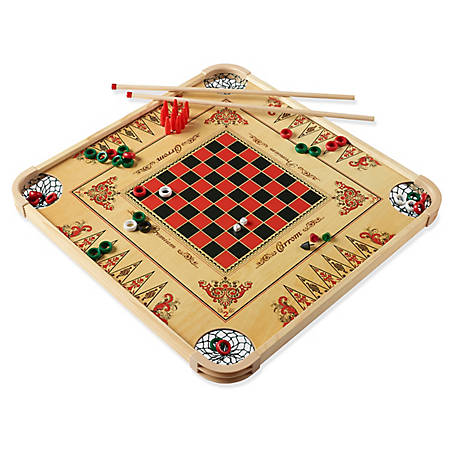 Carrom Game Board, 100.01